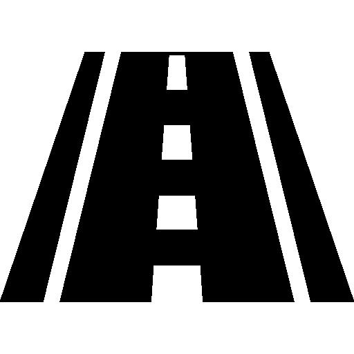 Иконка обозначающая асфальтированные дороги в коттеджном поселке