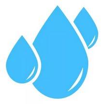 Иконка обозначающая наличие воды в коттеджном послке