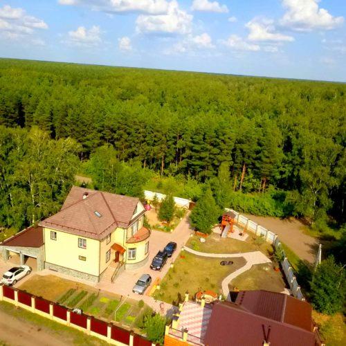 коттеджный поселок омск официальный сайт